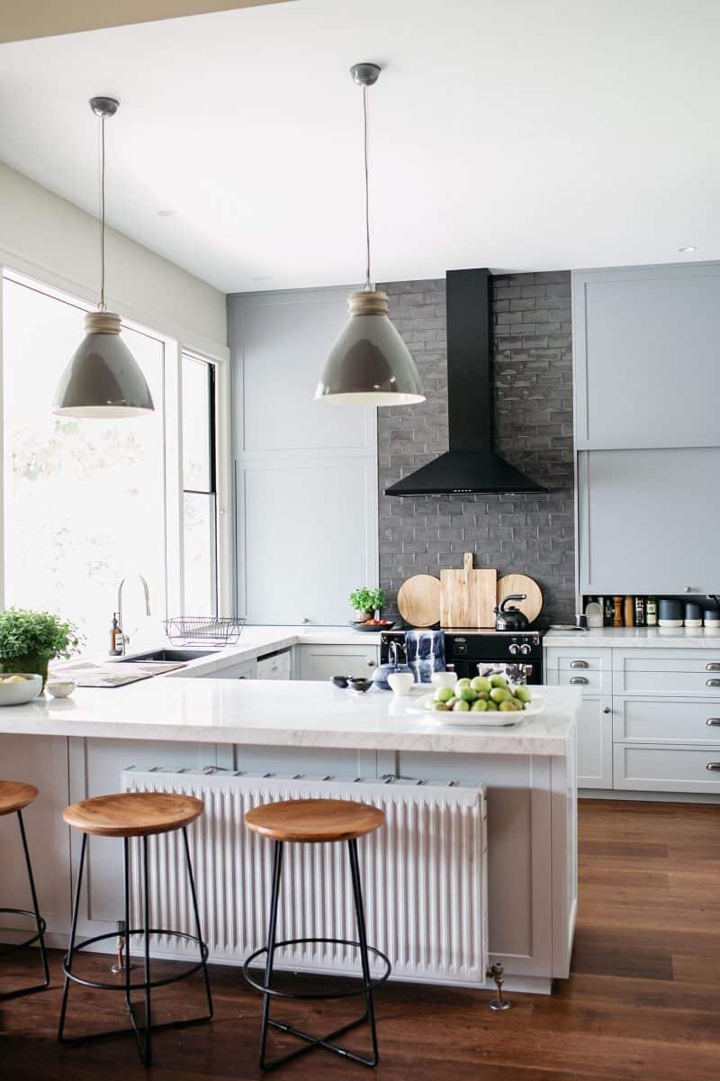 Heatherly Design kitchen