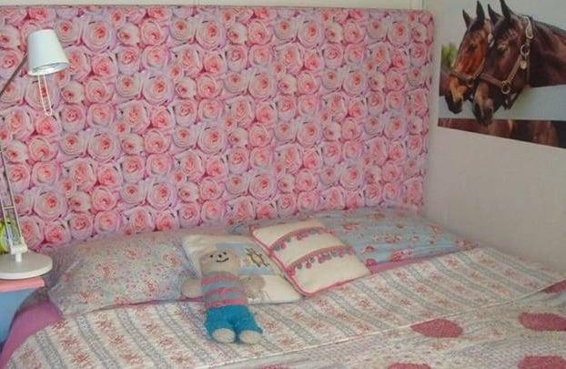 Heatherly Design - Eliza's bed