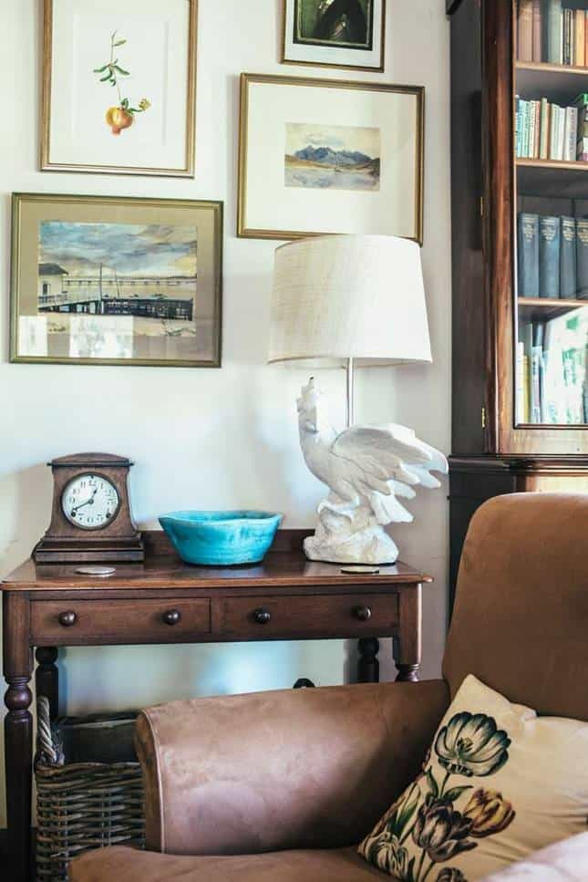 Heatherly Design - lamp
