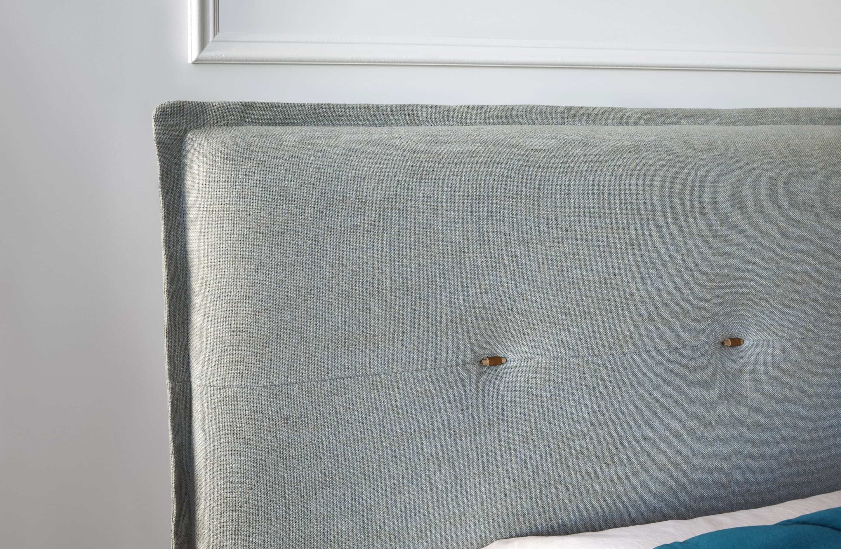 The Lucia upholstered bedhead