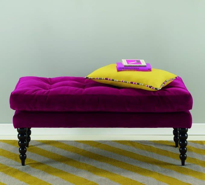 Carmen footstool