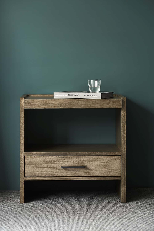 Side Table: Hendrik Bedside Table