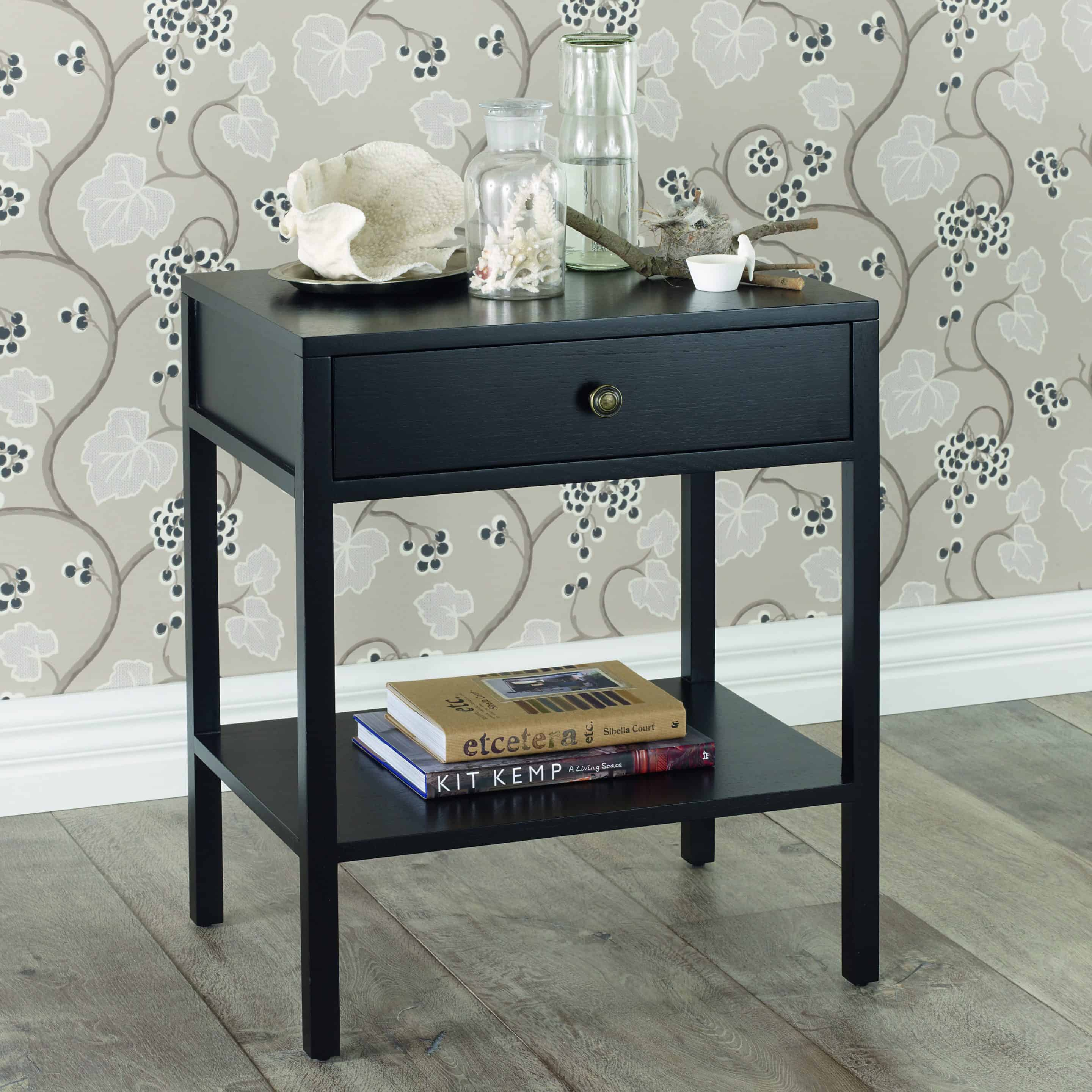 Lucca Bedside Table Heatherly Design