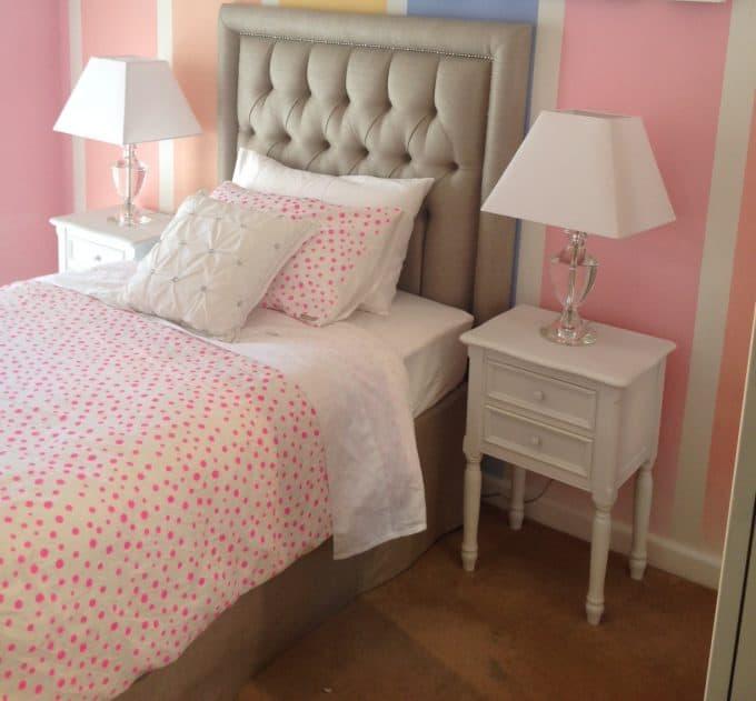 Tilbury, childrens bedhead, kids room
