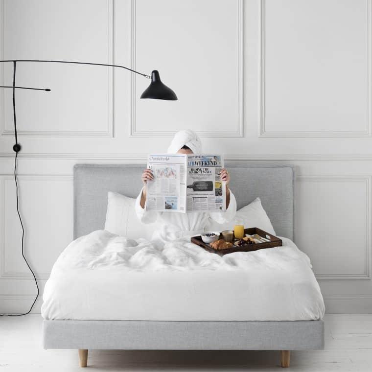 Rupert Upholstered Bed