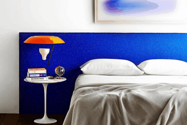 cobalt blue blog, Mirabelle bedhead