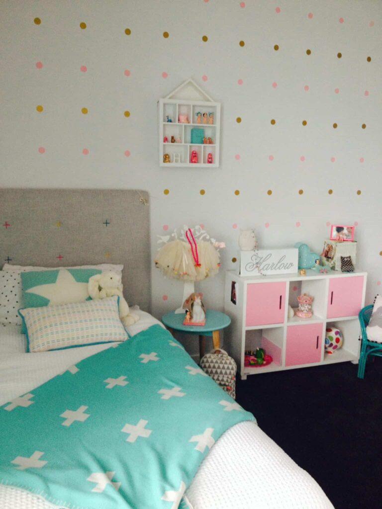 Heatherly Design - Fenwick, children's bedhead, kids room