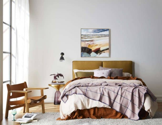 Heatherly Design Armelle bedhead