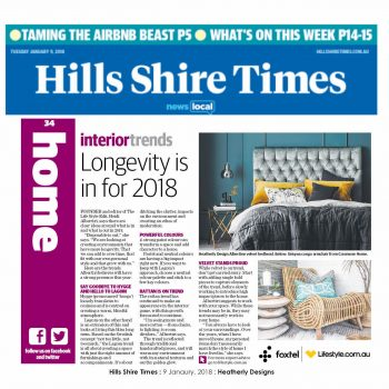 Hill Shire Times