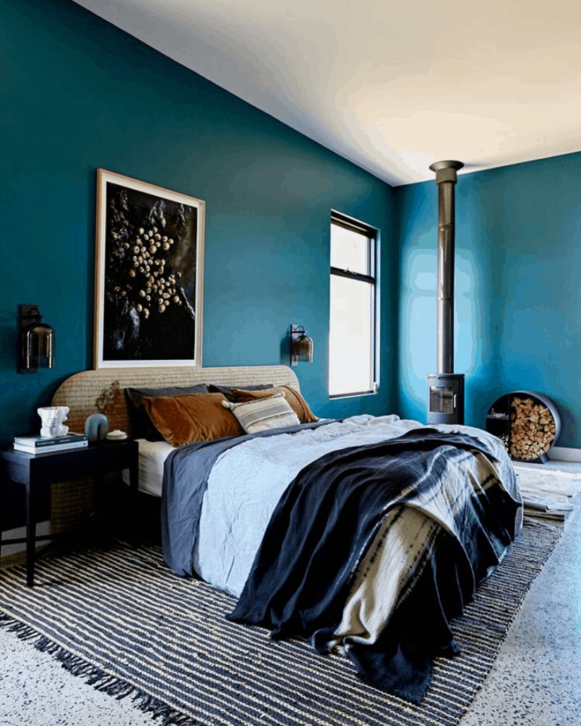 Jono Fleming's Bedroom Makeover
