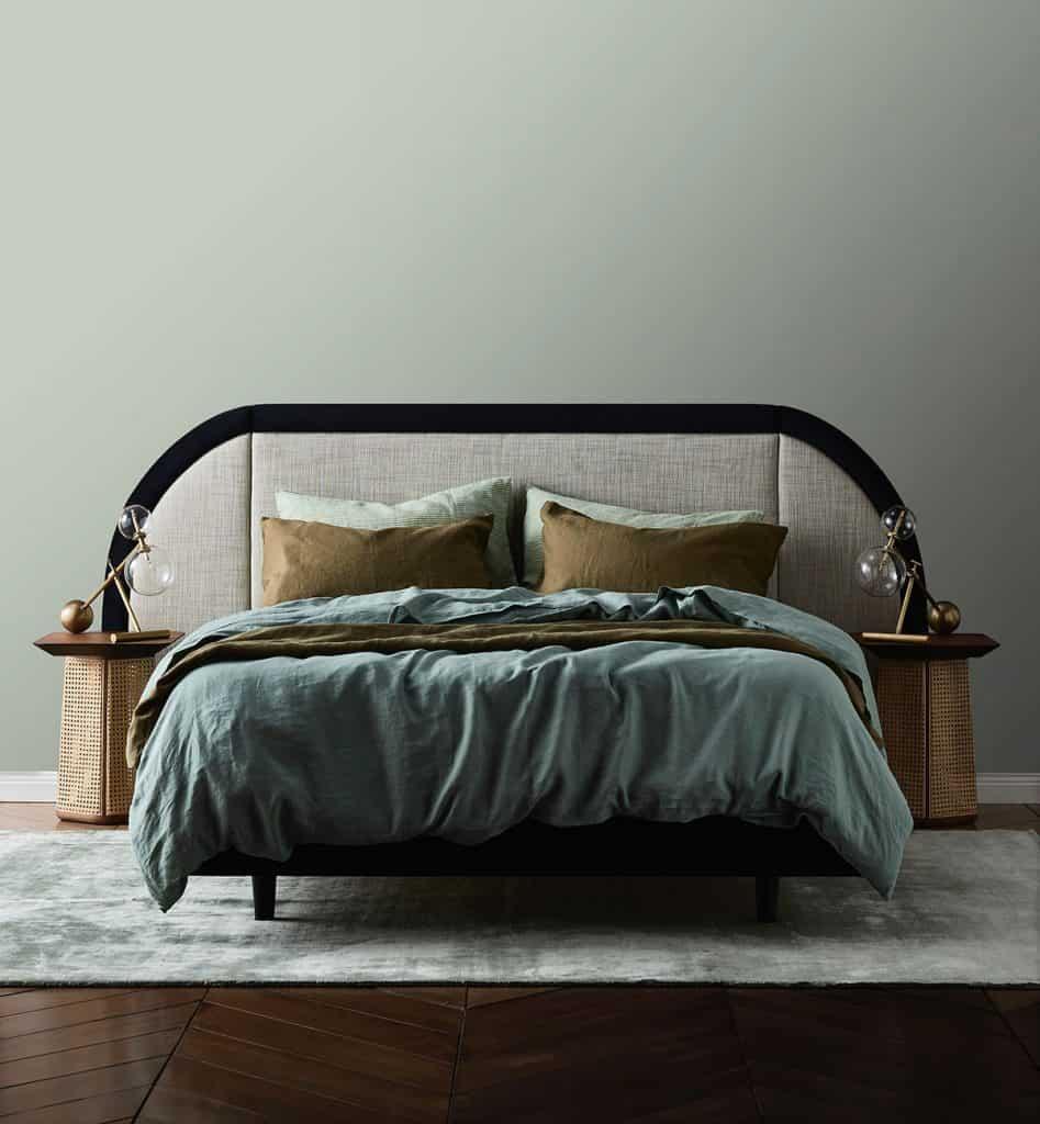 heatherly Design's Marcel bedhead