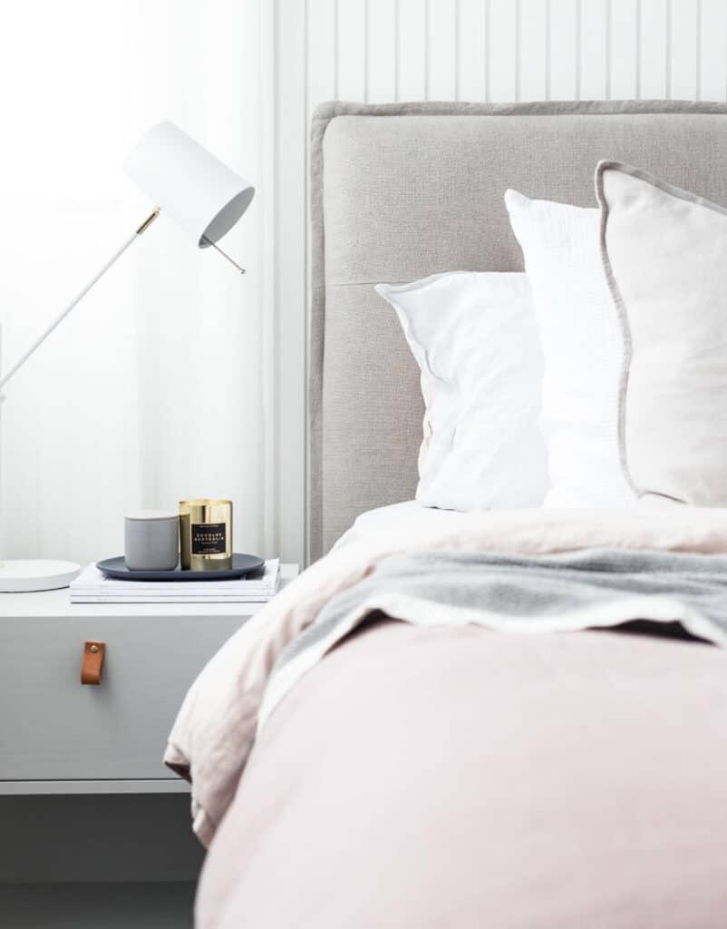 Heatherly Design's Lucia bedhead