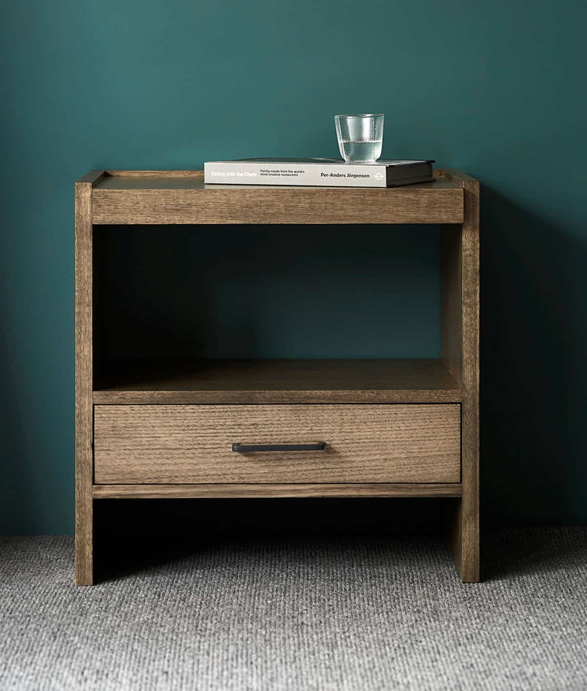 Heatherly Design Hendrik Side Table crafted from Tasmanian Oak