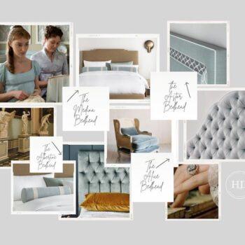heatherly design bedroom trend bridgerton bed heads