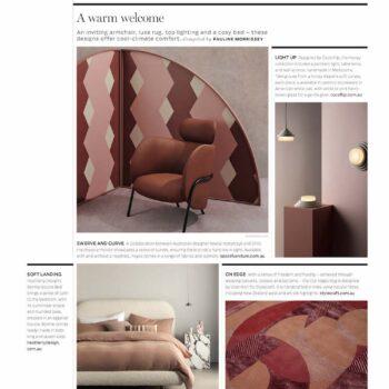 Domain Prestige Cover April 7 Heatherly Design Digest