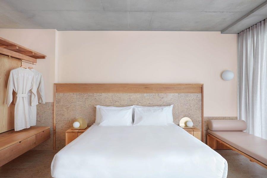 Calile Hotel heatherly design hotel inspiration materials blog