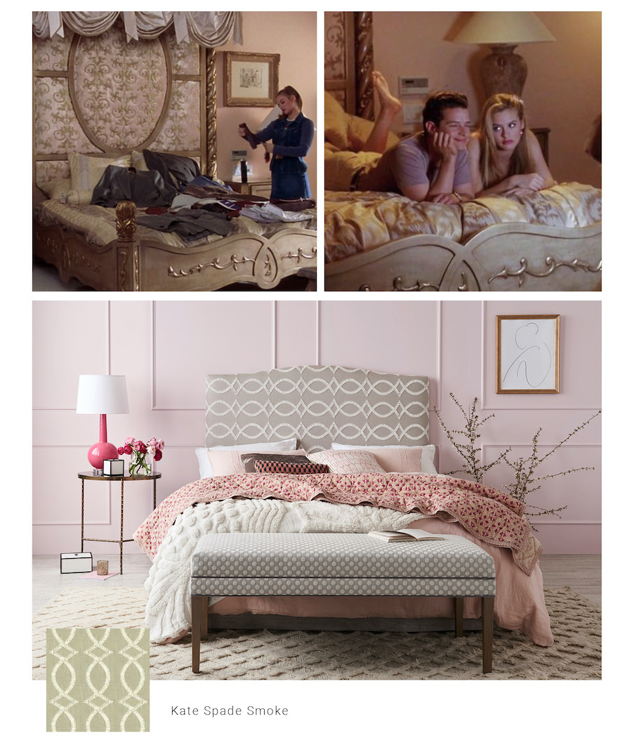 Clueless bedroom heatherly design