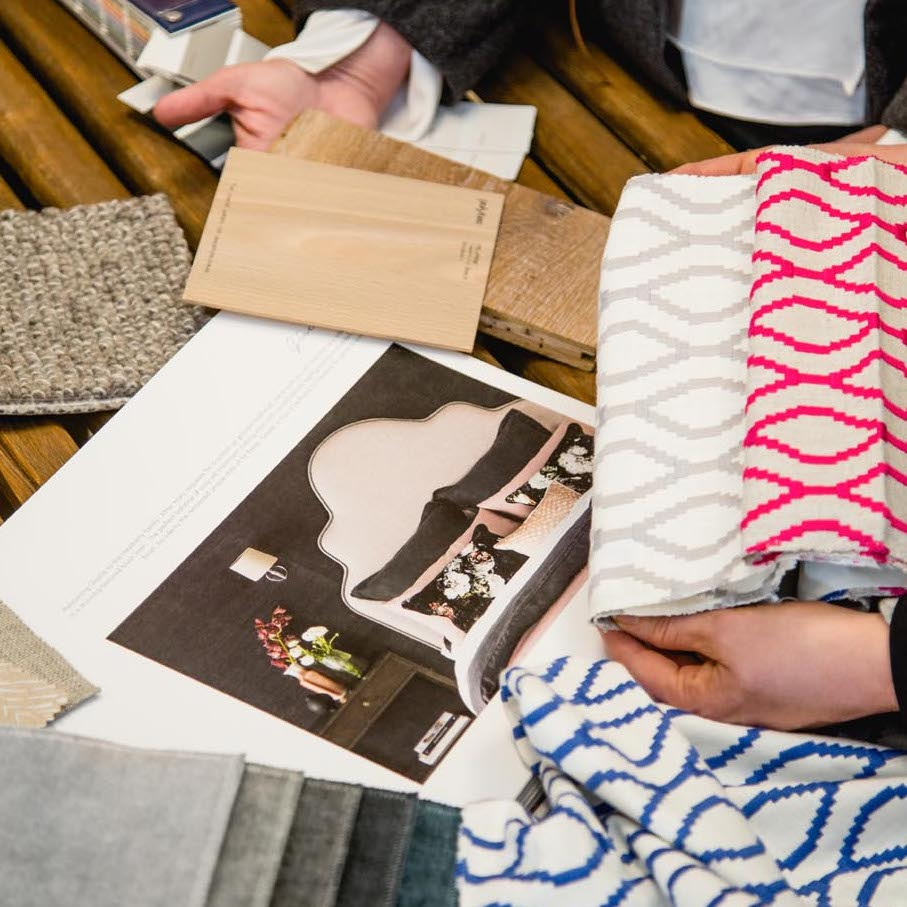 Heatherly Design Melbourne Showroom glen iris