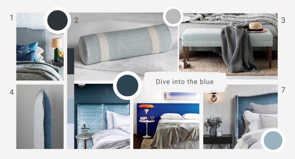 Heatherly Design Spring blog 2021 trends blue